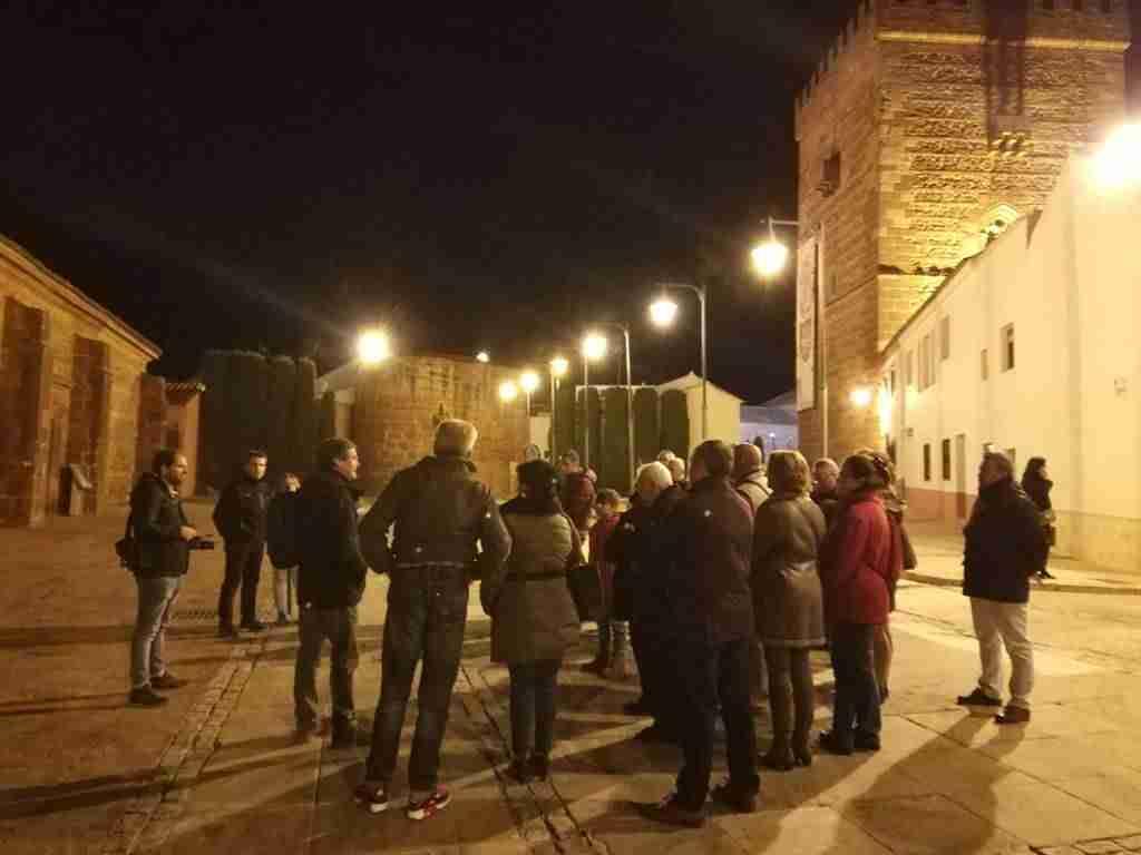 Rutas guiadas por Alcázar de San Juan de noche