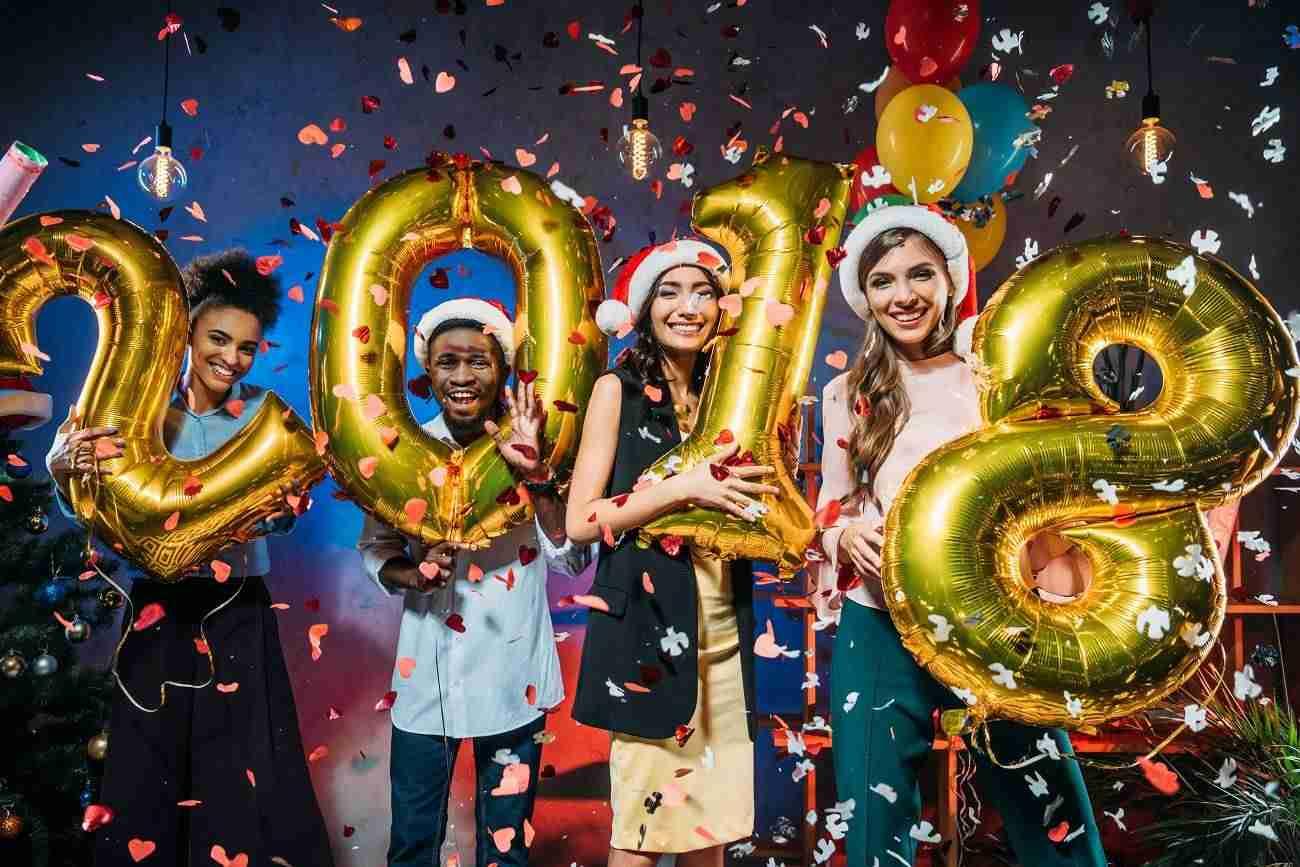 10 Mensajes Atrevidos Para Felicitar El Año Nuevo 2018