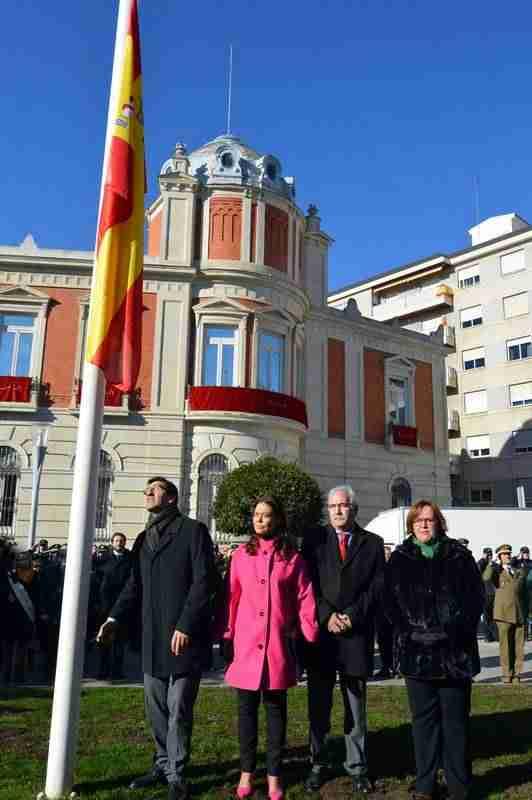 39º aniversario de la Constitución Española