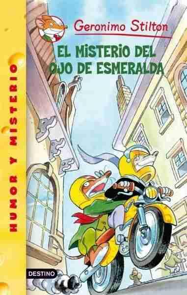 EL MISTERIO DEL OJO ESMERALDA