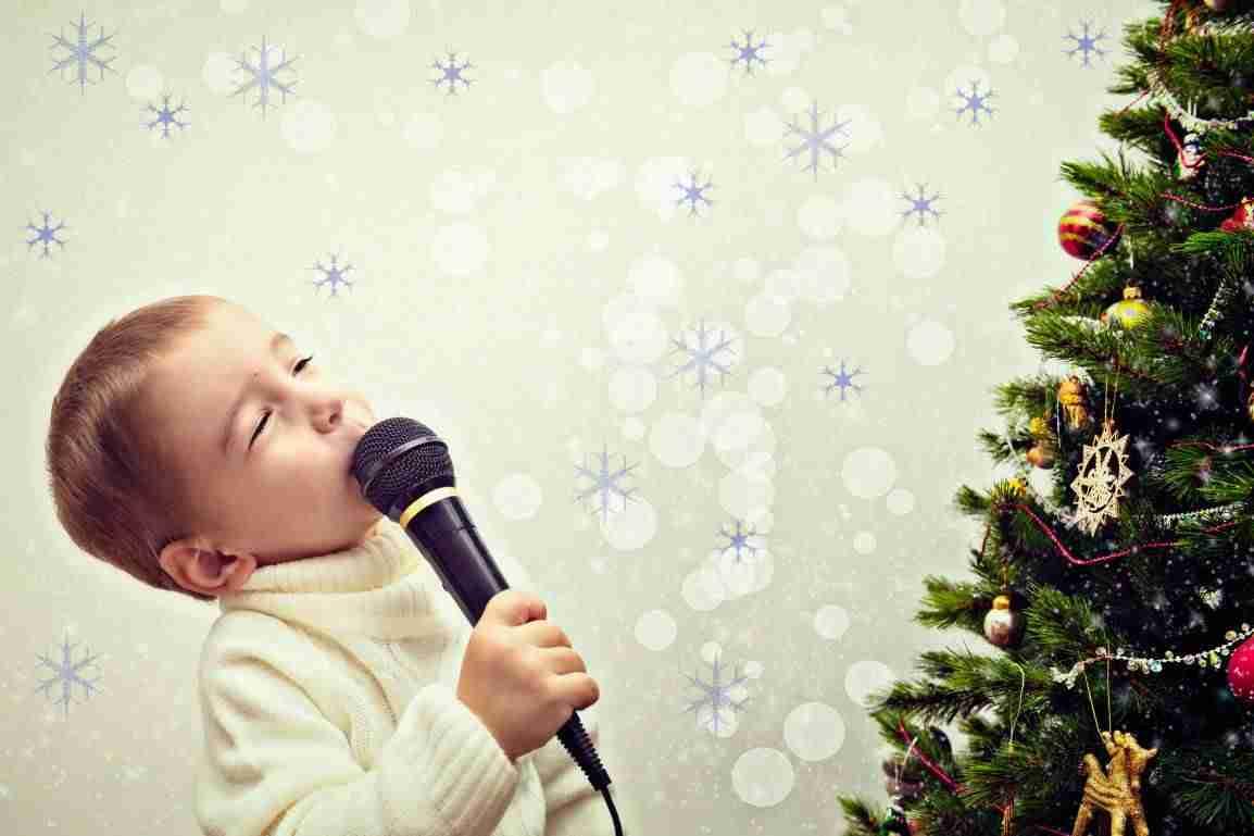 Juegos de Navidad - karaoke