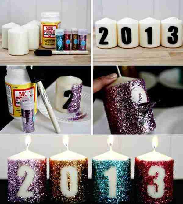 Top 32 Sparkling Diy Decoration Ideas For New Years Eve Party Amazing Interior Home Design