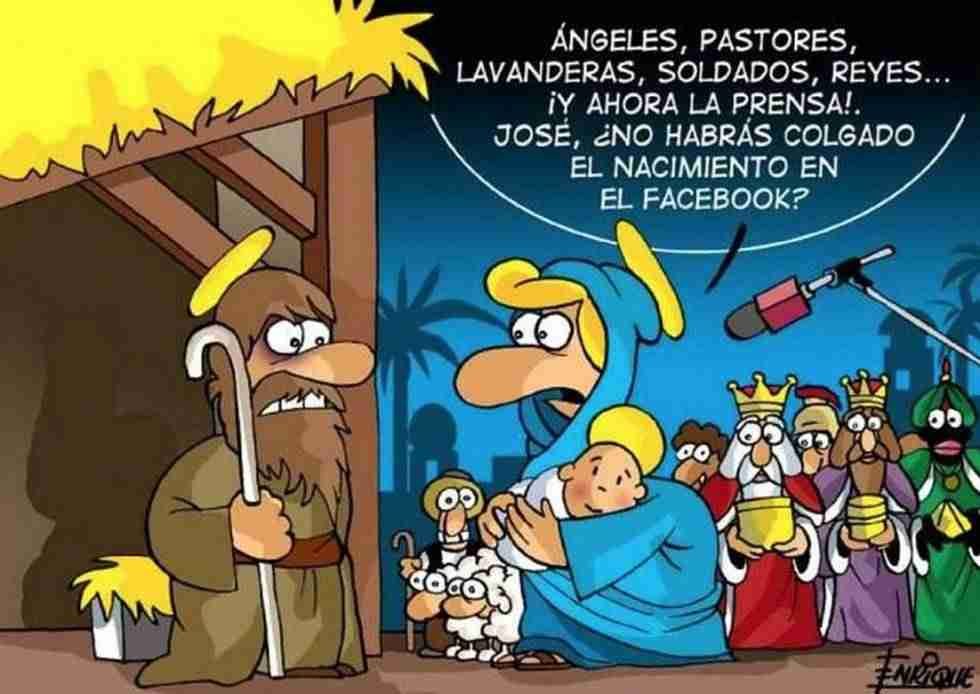 Imagenes Graciosas Para Felicitar Navidad.Felicitaciones De Navidad Graciosas Para Enviar Por Facebook