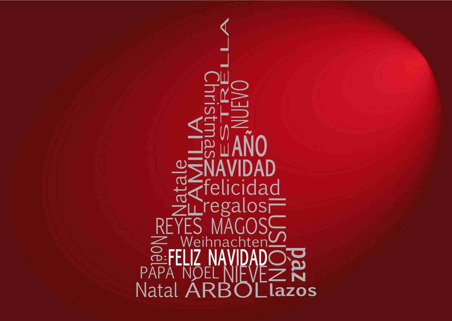 Felicitaciones Navidad Imagenes.Mensajes Para Felicitar La Navidad A Amigos Y Desearles Un