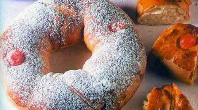 Roscón de Reyes - receta tradicional
