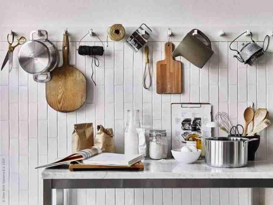 Asombroso Despensa De La Cocina Portátil Motivo - Ideas de ...
