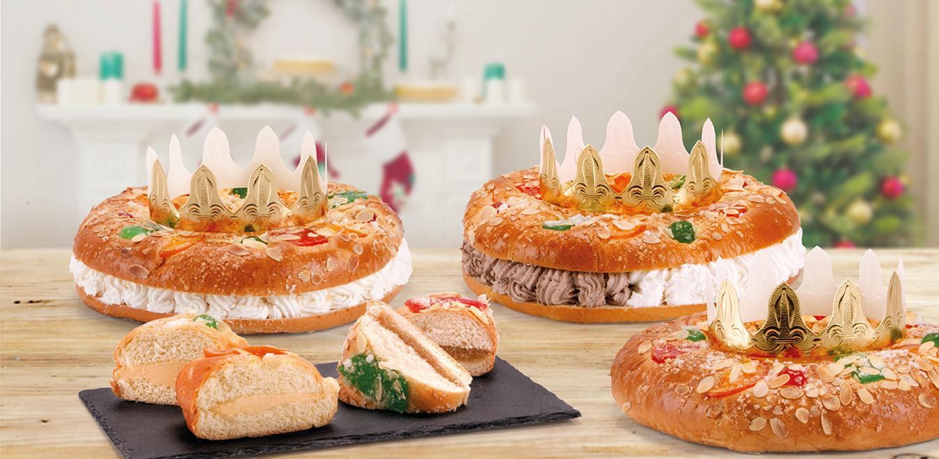 Roscón de Reyes - variantes