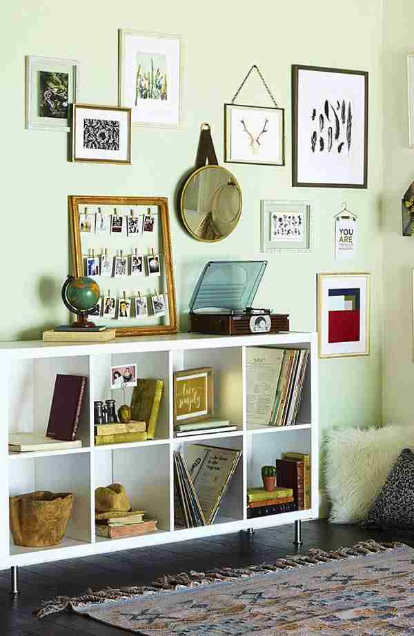 6 ideas geniales para personalizar tu galería de cuadros en casa 5
