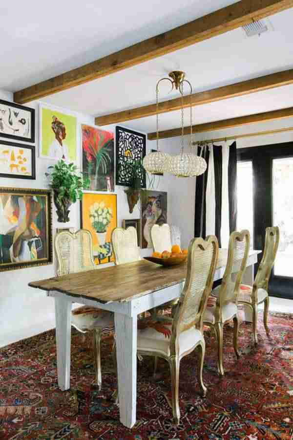 6 ideas geniales para personalizar tu galería de cuadros en casa 8