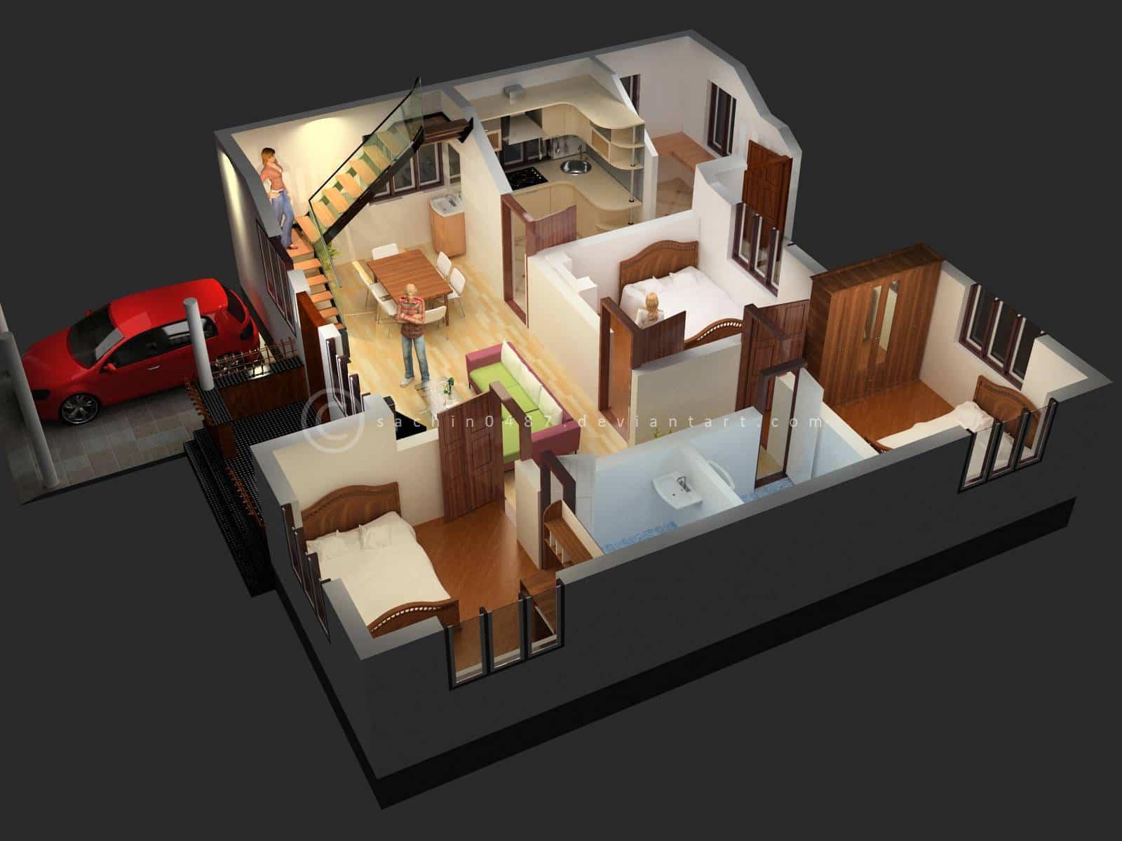 Programas de diseño de interiores online gratis para decorar