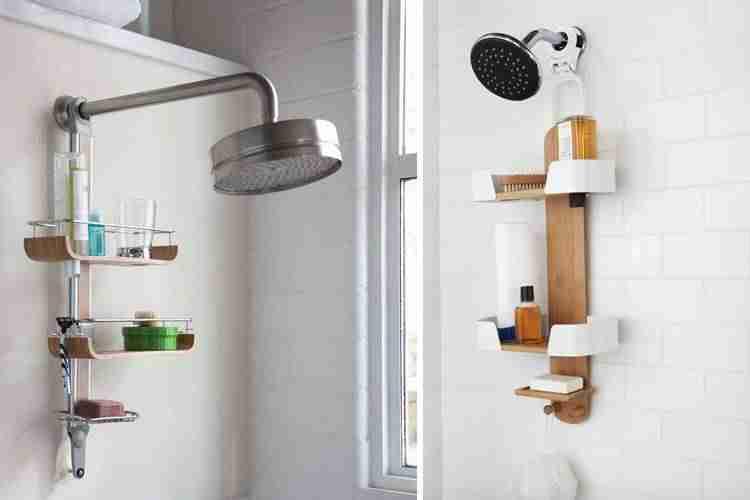 almacenaje para la ducha V