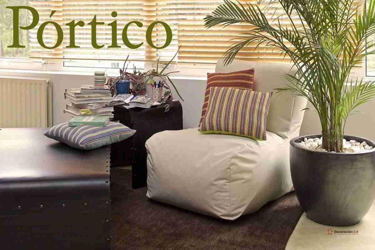 España: Pórtico decoración y muebles, una tienda que marcó tendencia ...