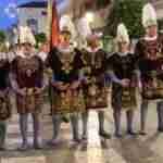 Alcázar vivió unas vistosas y coloridas fiestas de Moros y Cristianos en las que participaron más de 200 personas 1
