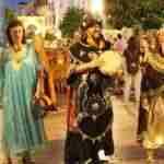 Alcázar vivió unas vistosas y coloridas fiestas de Moros y Cristianos en las que participaron más de 200 personas 11