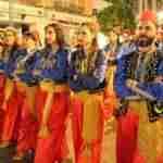 Alcázar vivió unas vistosas y coloridas fiestas de Moros y Cristianos en las que participaron más de 200 personas 12