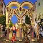 Alcázar vivió unas vistosas y coloridas fiestas de Moros y Cristianos en las que participaron más de 200 personas 13