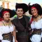 Alcázar vivió unas vistosas y coloridas fiestas de Moros y Cristianos en las que participaron más de 200 personas 18