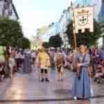 Alcázar vivió unas vistosas y coloridas fiestas de Moros y Cristianos en las que participaron más de 200 personas 19