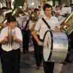 Alcázar vivió unas vistosas y coloridas fiestas de Moros y Cristianos en las que participaron más de 200 personas 2