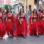 Alcázar vivió unas vistosas y coloridas fiestas de Moros y Cristianos en las que participaron más de 200 personas 20