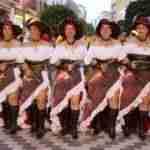 Alcázar vivió unas vistosas y coloridas fiestas de Moros y Cristianos en las que participaron más de 200 personas 22