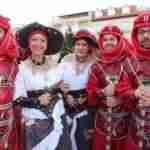Alcázar vivió unas vistosas y coloridas fiestas de Moros y Cristianos en las que participaron más de 200 personas 23