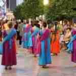 Alcázar vivió unas vistosas y coloridas fiestas de Moros y Cristianos en las que participaron más de 200 personas 25