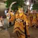 Alcázar vivió unas vistosas y coloridas fiestas de Moros y Cristianos en las que participaron más de 200 personas 3