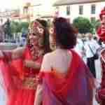 Alcázar vivió unas vistosas y coloridas fiestas de Moros y Cristianos en las que participaron más de 200 personas 4