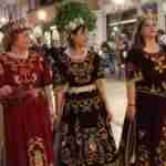 Alcázar vivió unas vistosas y coloridas fiestas de Moros y Cristianos en las que participaron más de 200 personas 5