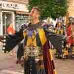 Alcázar vivió unas vistosas y coloridas fiestas de Moros y Cristianos en las que participaron más de 200 personas 6