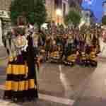 Alcázar vivió unas vistosas y coloridas fiestas de Moros y Cristianos en las que participaron más de 200 personas 7