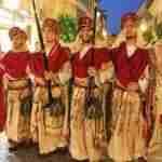 Alcázar vivió unas vistosas y coloridas fiestas de Moros y Cristianos en las que participaron más de 200 personas 8