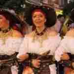 Alcázar vivió unas vistosas y coloridas fiestas de Moros y Cristianos en las que participaron más de 200 personas 9