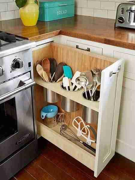 ordenar la cocina V