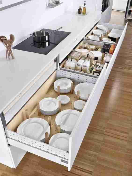 ordenar la cocina IV