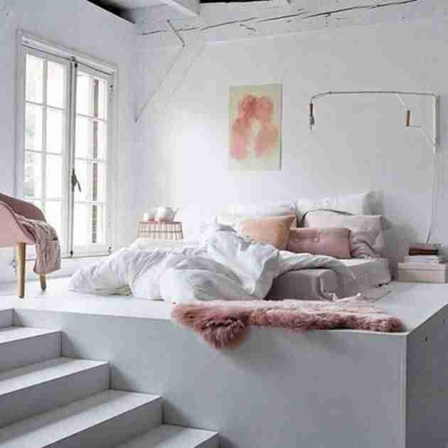 camas a ras del suelo IX
