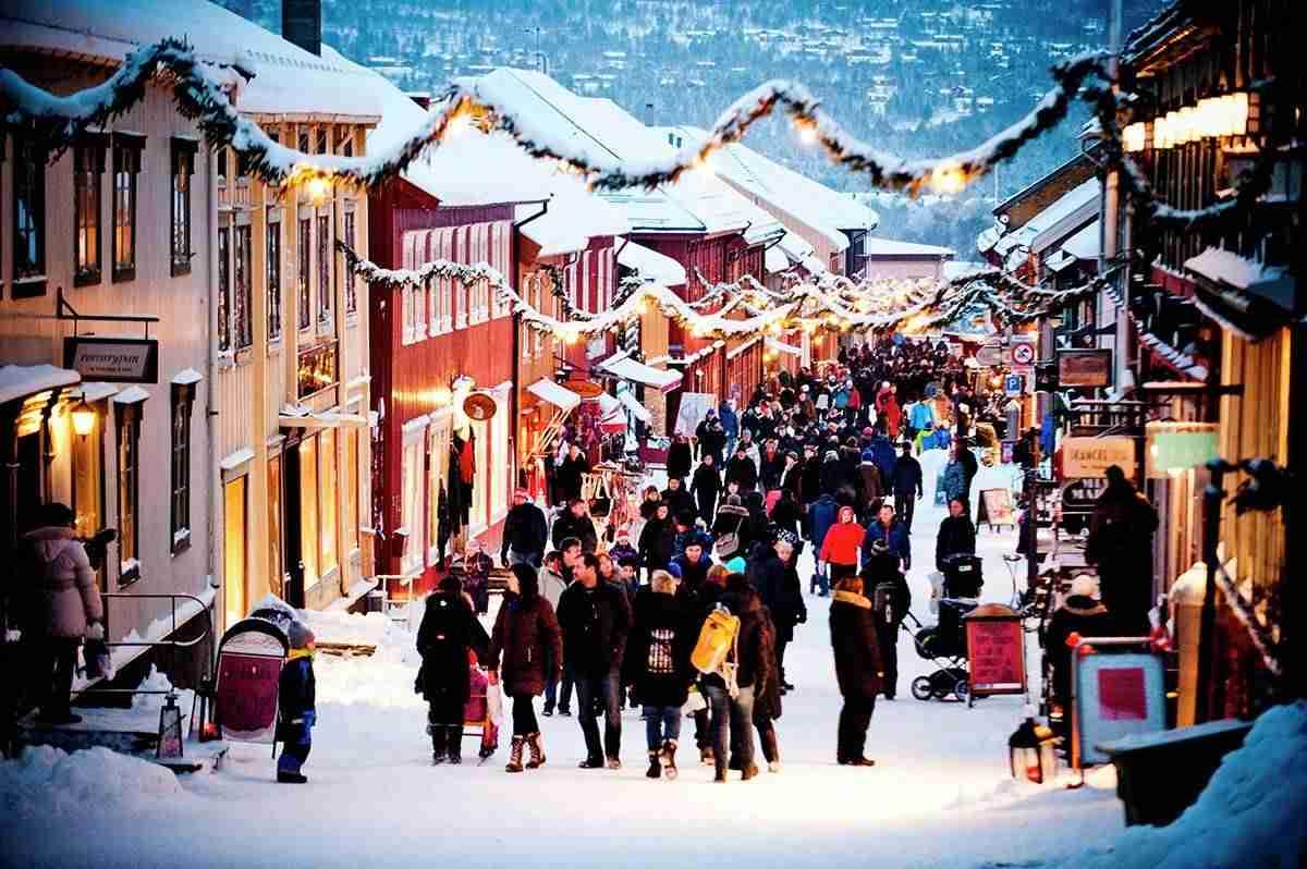 Cómo se celebra la Navidad en los diferentes países del mundo