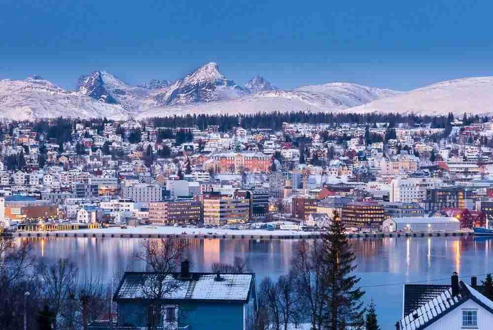 Nieve Tromsø