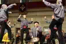 El folclore se convirtió en el centro de la Feria alcazareña en la noche del 5 de septiembre 2