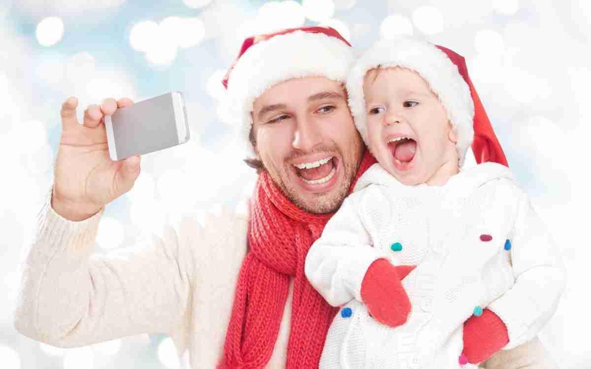 felicitaciones de Navidad por Whatsapp