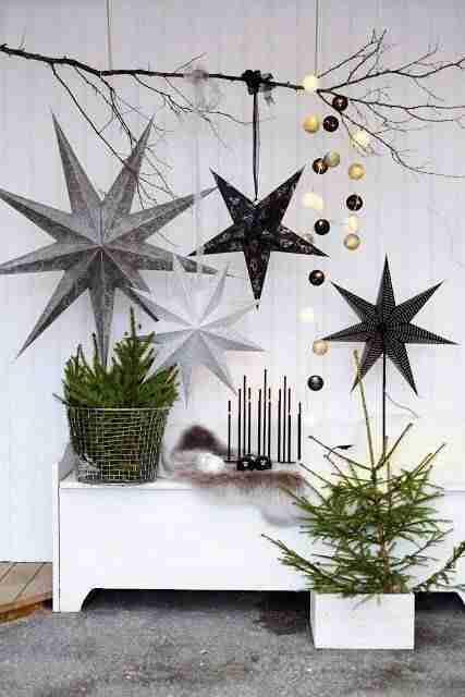 estrellas de Navidad IV