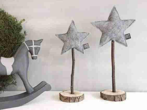 estrellas de Navidad V