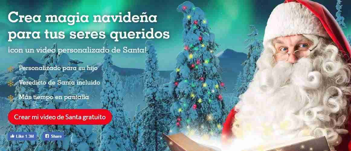 Descargar vídeos de la Feliz Navidad para enviar por WhatsApp 2