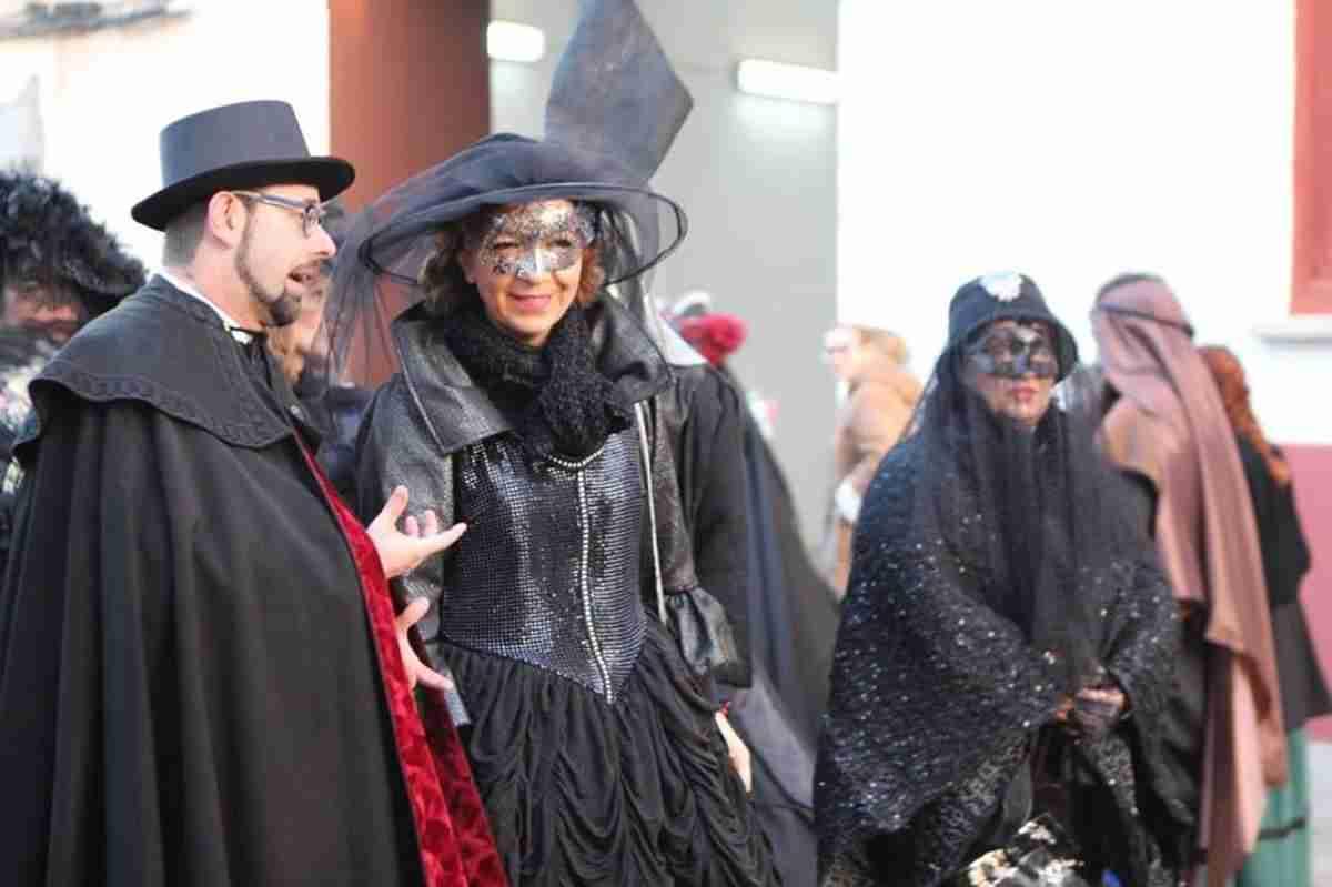 El Entierro de la Sardina pone broche final al Carnavalcázar 2018 12