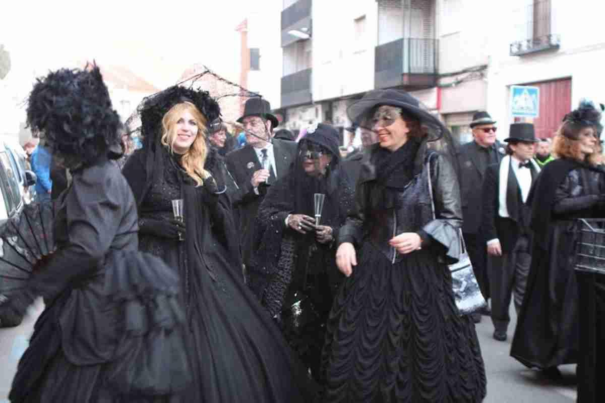 El Entierro de la Sardina pone broche final al Carnavalcázar 2018 13