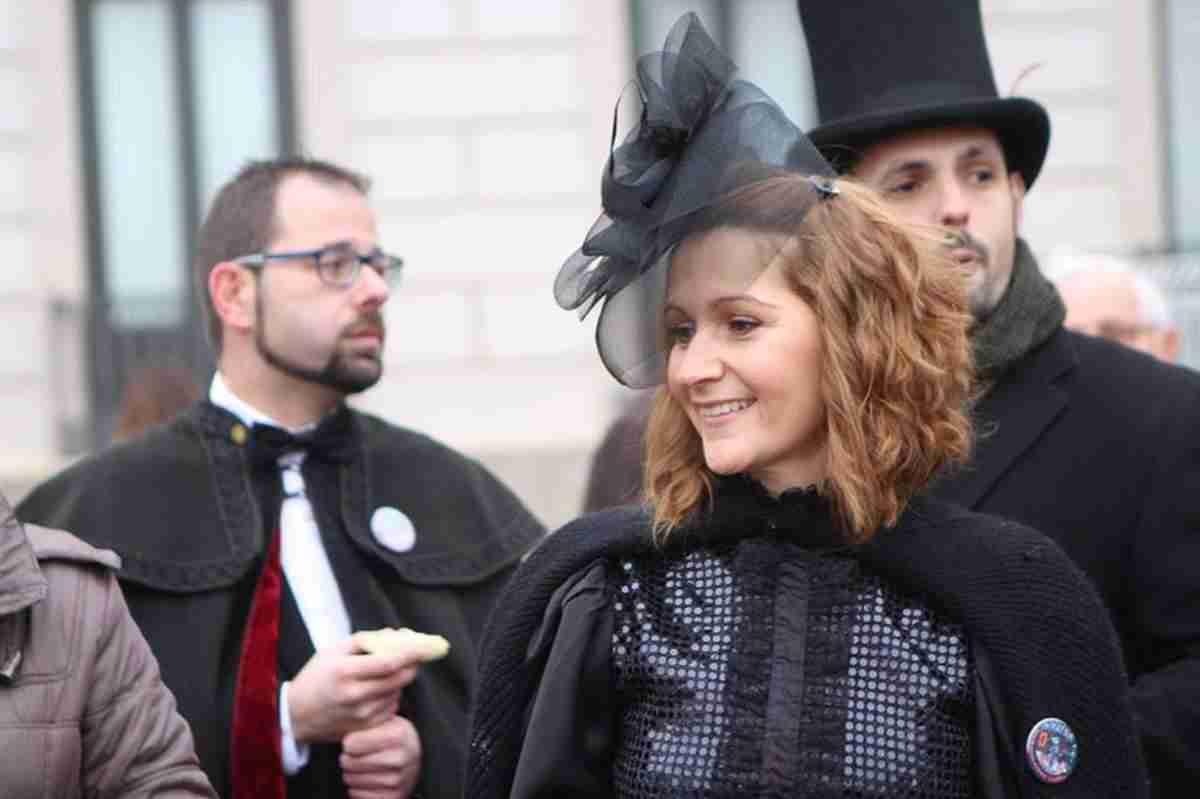 El Entierro de la Sardina pone broche final al Carnavalcázar 2018 16