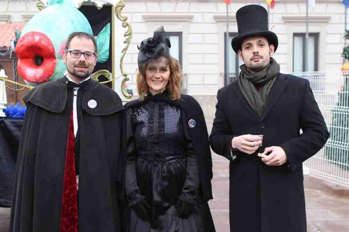 El Entierro de la Sardina pone broche final al Carnavalcázar 2018 18
