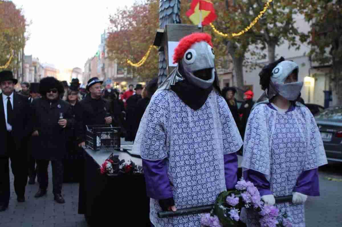 El Entierro de la Sardina pone broche final al Carnavalcázar 2018 23