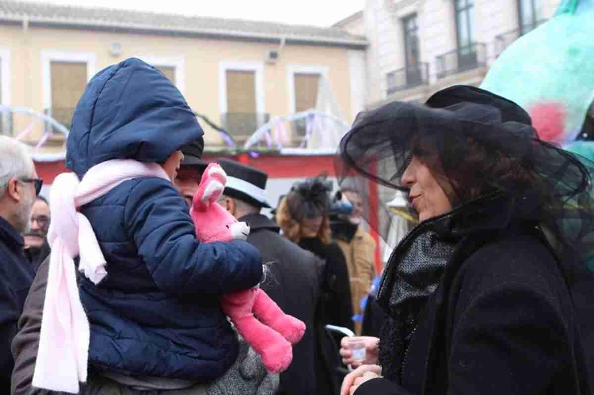 El Entierro de la Sardina pone broche final al Carnavalcázar 2018 26